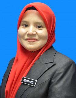 Pn. Azina Arzi binti Harun