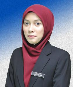 Pn. Farah Ain binti Mohd Tajudin