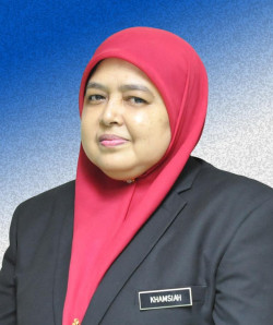 Pn. Khamsiah binti Abdul Aziz