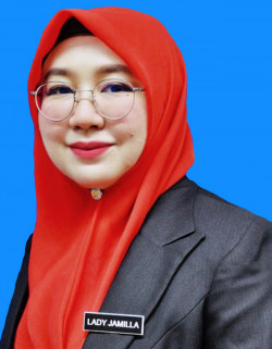 Pn. Lady Jamilla Khatimatur