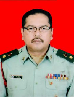 Lt Kol Abdul Rahim Bin Musa