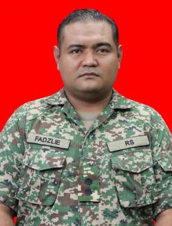 Lt. Mohd Zulfadzlie bin Mohd Zaki