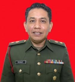 Lt Kol Ahmad Rusaizi bin Abd Aziz