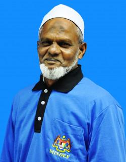 En. Mohd Ali Alagesan Bin Abdullah
