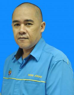 En. Mohd Johan bin Mohamad Amin