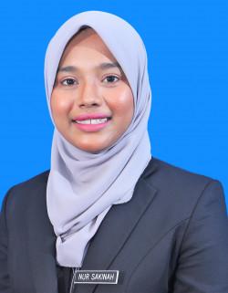 Cik Nur Sakinah binti Abdul Hamid