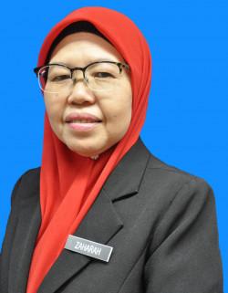 Pn. Zaharah binti Nasan