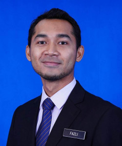 En. Mohd Fazli bin Abd Kuddus