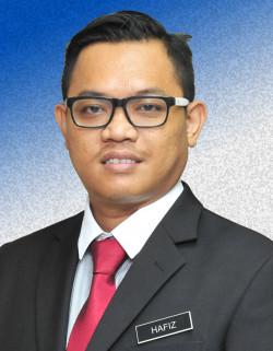 En. Mohd Hafizuddin bin Mohd Jaini