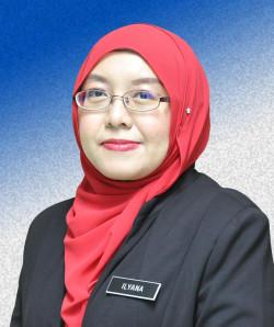 Cik Ilyana binti Ab Rahman