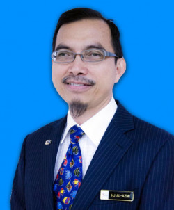 YBrs. Dr. Hj. Al-Azmi bin Bakar