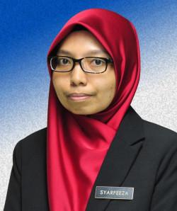 Cik Nur Syarfeeza binti Abdul Rahman