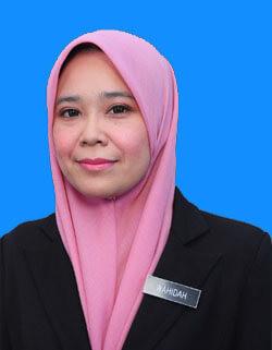 Pn. Nur Wahidah Hanum binti Dato' Abdul Rahim